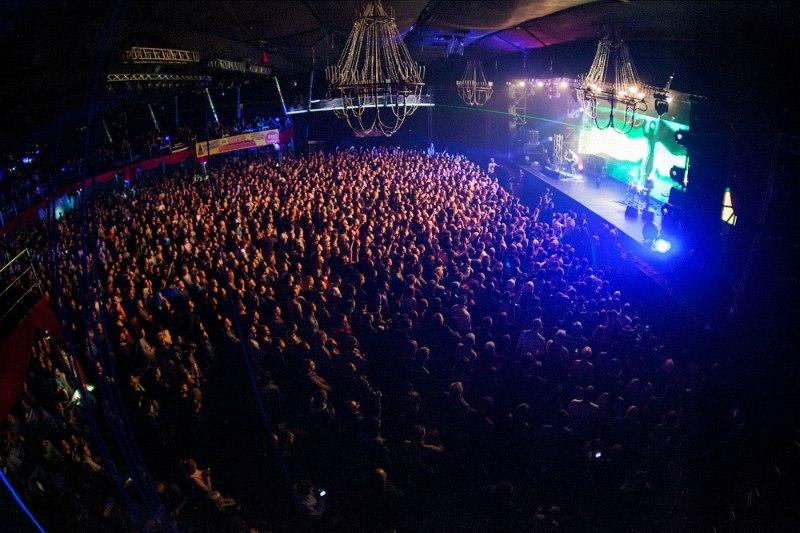 Дельфин, концерт в клубе Arena Moscow, 26 октября 2012